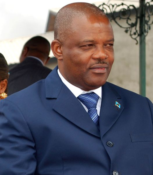 Honorable député national Evariste Boshab